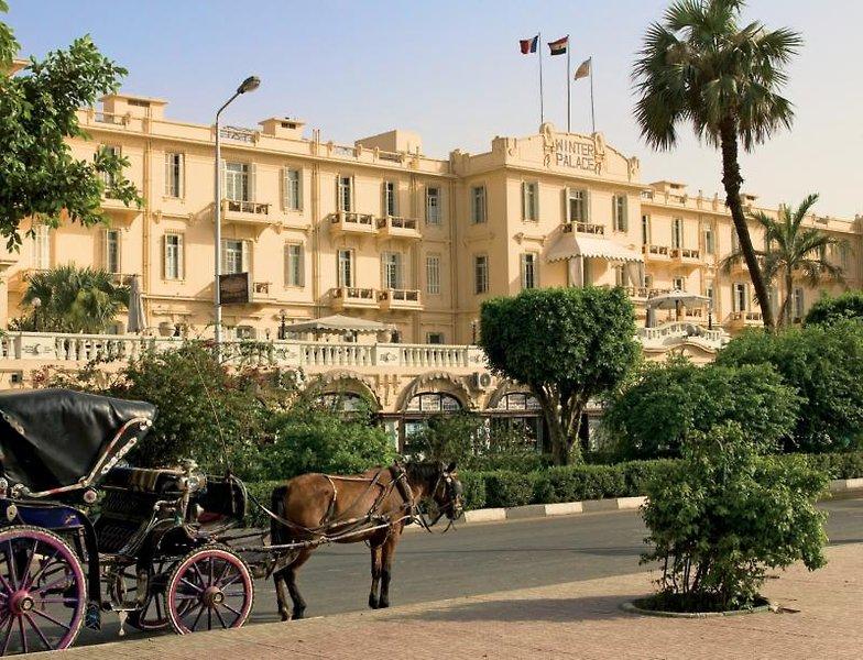 Sofitel Winter Palace Luxor Außenaufnahme