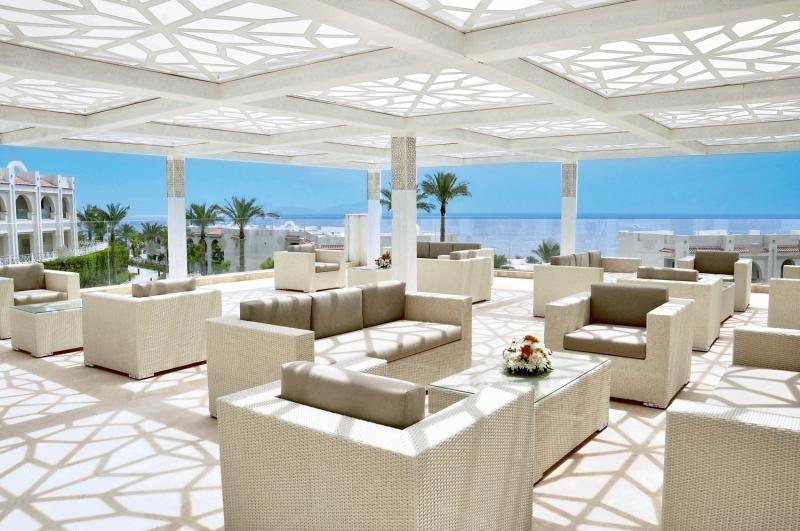 SUNRISE Montemare Resort - Erwachsenenhotel Terrasse