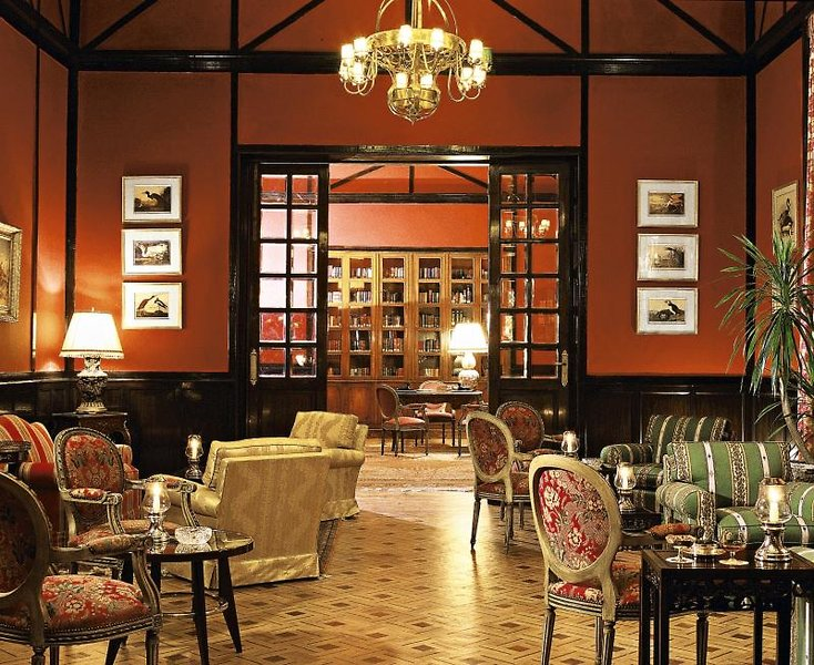 Sofitel Winter Palace Luxor Restaurant